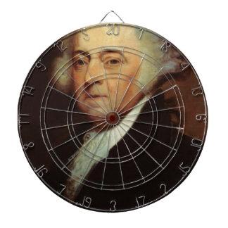 John Adams Dart Board