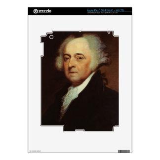 John Adams Decals For iPad 3