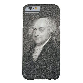 John Adams, engraved by James Barton Longacre (179 Barely There iPhone 6 Case