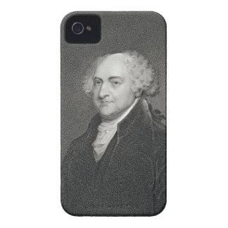 John Adams, engraved by James Barton Longacre (179 iPhone 4 Case