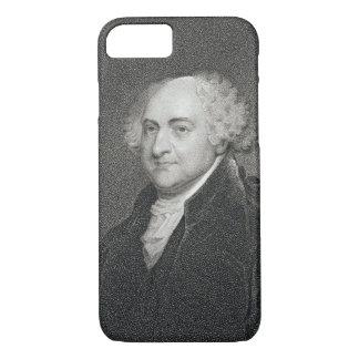 John Adams, engraved by James Barton Longacre (179 iPhone 8/7 Case