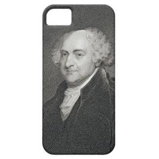 John Adams, engraved by James Barton Longacre (179 iPhone SE/5/5s Case
