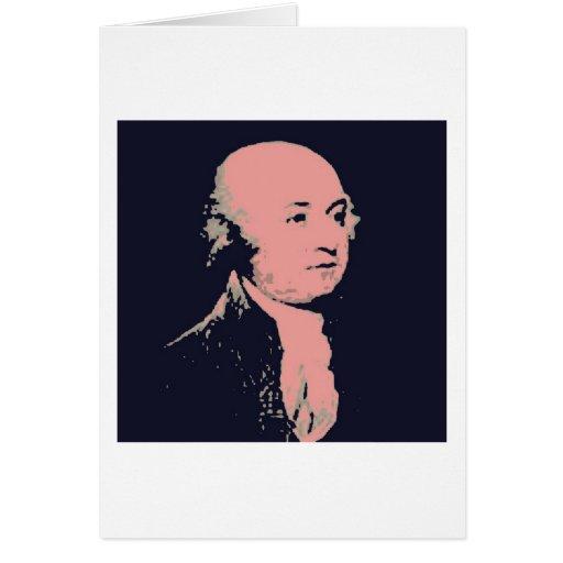 John Adams Felicitación