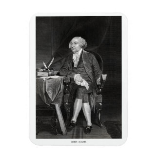 John Adams Flexible Magnet