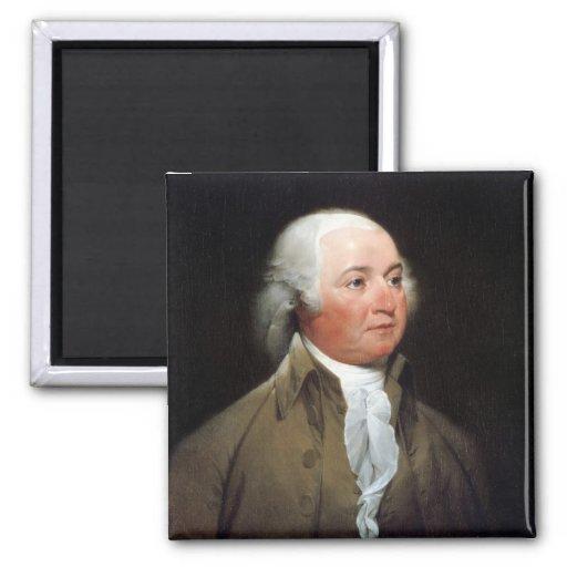 John Adams Fridge Magnet