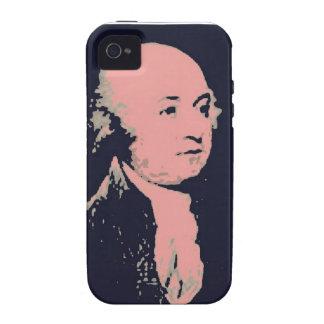 John Adams Vibe iPhone 4 Fundas