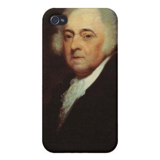 John Adams iPhone 4 Coberturas