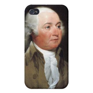 John Adams iPhone 4 Carcasa