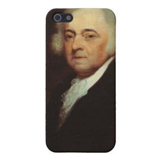 John Adams iPhone 5 Funda