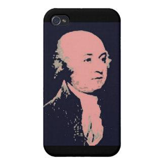 John Adams iPhone 4/4S Fundas