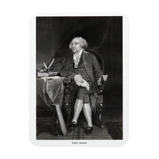 John Adams Imán