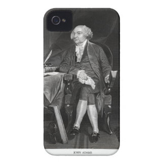 John Adams iPhone 4 Cases