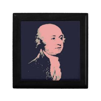 John Adams Keepsake Box