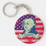 John Adams Key Chains