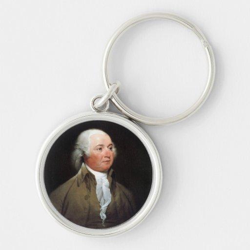 John Adams Llaveros Personalizados