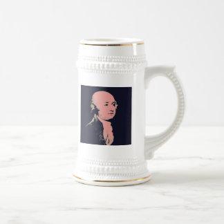 John Adams 18 Oz Beer Stein