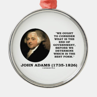 John Adams Ought To Consider What Is End Of Gov t Christmas Ornaments