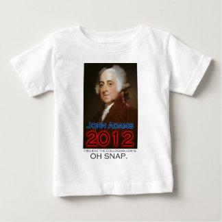 John Adams para el presidente en 2012: Oh broche Camisas