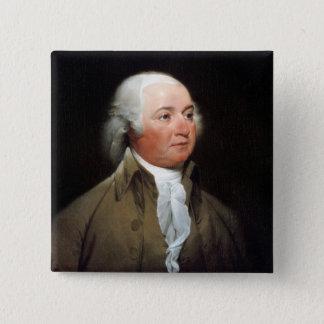 John Adams Pinback Button
