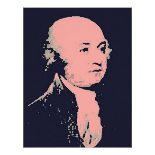 John Adams Plantillas De Membrete