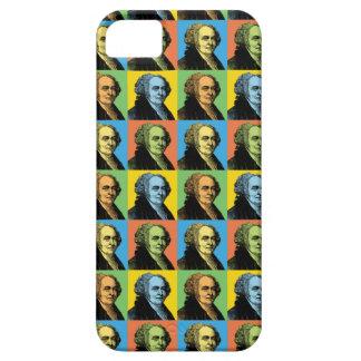 John Adams Pop-Art iPhone SE/5/5s Case