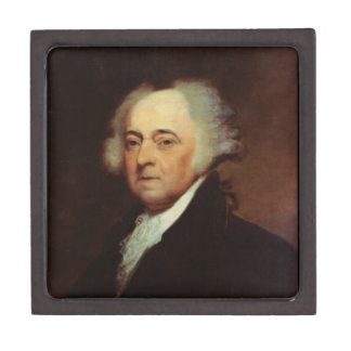 John Adams Portrait Gift Box