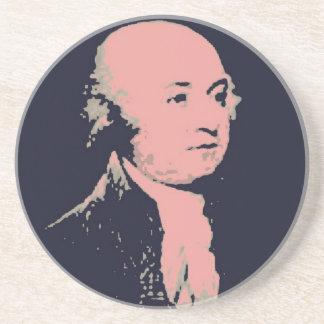 John Adams Posavasos Diseño
