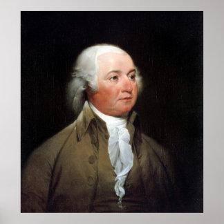 John Adams Póster