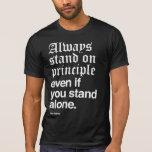John Adam's Quote I Tshirts