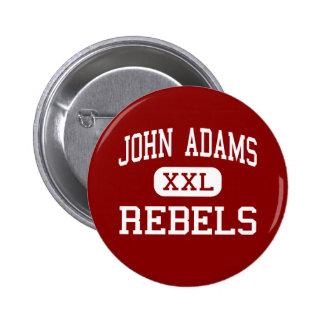 John Adams - rebeldes - High School secundaria - C Pin