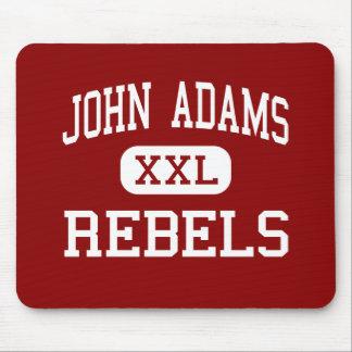 John Adams - rebeldes - High School secundaria - C Alfombrillas De Ratón