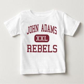 John Adams - rebeldes - High School secundaria - Poleras