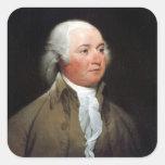 John Adams Sticker