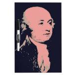 John Adams Tablero Blanco
