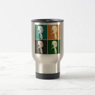 John Adams Travel Mug