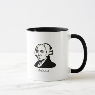 John Adams - Vive La Revolution Mug