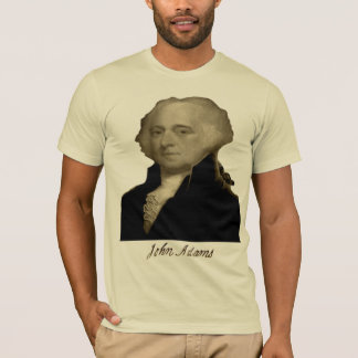 john adams w signature T-Shirt