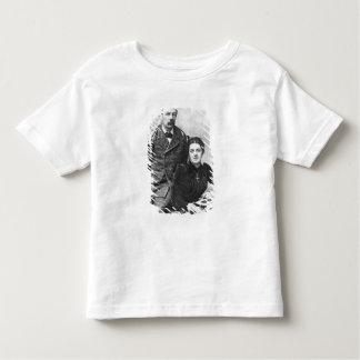 John Addington Symonds  and His Daughter, 1891 Toddler T-shirt
