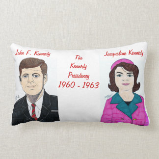 John and Jacqueline Kennedy - Pillow