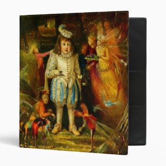 John Anster Fitzgerald: Fairyland Vinyl Binders