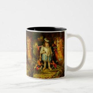 John Anster Fitzgerald: Fairyland Two-Tone Coffee Mug