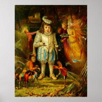 John Anster Fitzgerald: Fairyland Impresiones