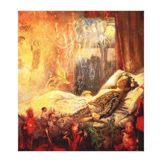 John Anster Fitzgerald: Dreams