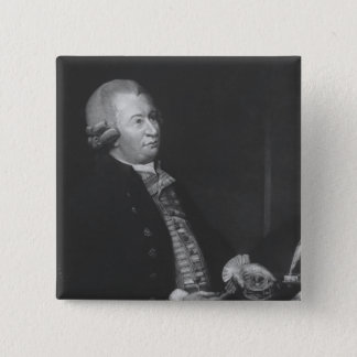 John Arnold , engraved by Reid Pinback Button