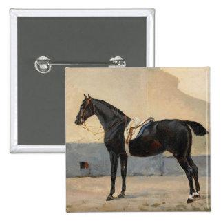 John Arsenius-Häst Portrait Pins