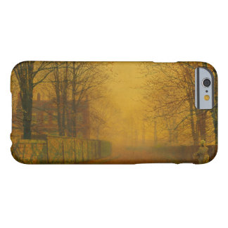 John Atkinson Grimshaw - Evening Glow Barely There iPhone 6 Case