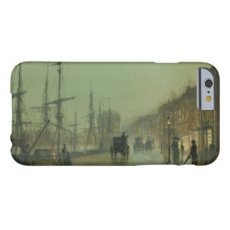 John Atkinson Grimshaw - Glasgow Docks Barely There iPhone 6 Case