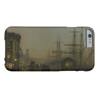 John Atkinson Grimshaw - Glasgow, Saturday Night Barely There iPhone 6 Case