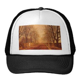 John Atkinson Grimshaw- Golden Light Trucker Hat