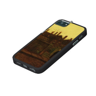 John Atkinson Grimshaw- In the Golden Gloaming iPhone 5 Covers